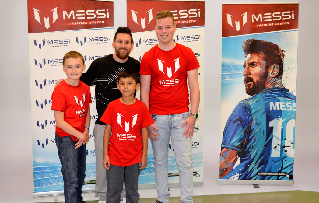 meet&greet lionel messi